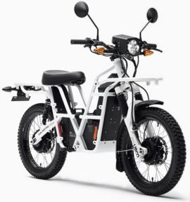 UBCO 2x2 Utility Electric Bike