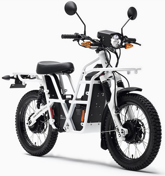 photo image You Can Now Legally Ride Your UBCO 2×2 Utility Electric Bike On Streets