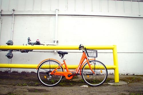 Spin Stationless Electric Bikeshare