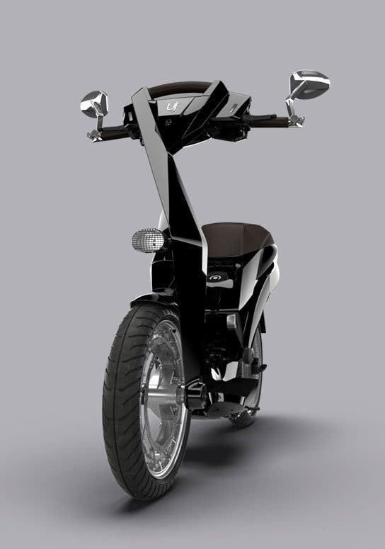 Ujet Folding Electric Scooter Connected