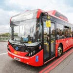 photo image New BYD ADL Electric Bus Fleet Deployed In London — Route 153 Now All-Electric