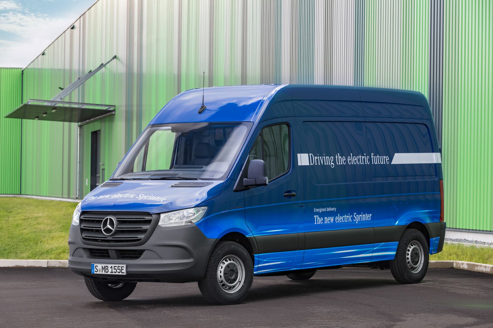 Sprinter Electric Van