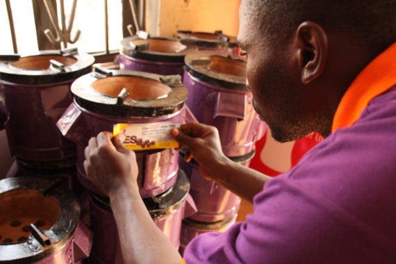 clean cookstove project
