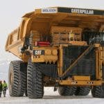 photo image Swedish Copper Mine Converting Monster Trucks To Run On Electricity