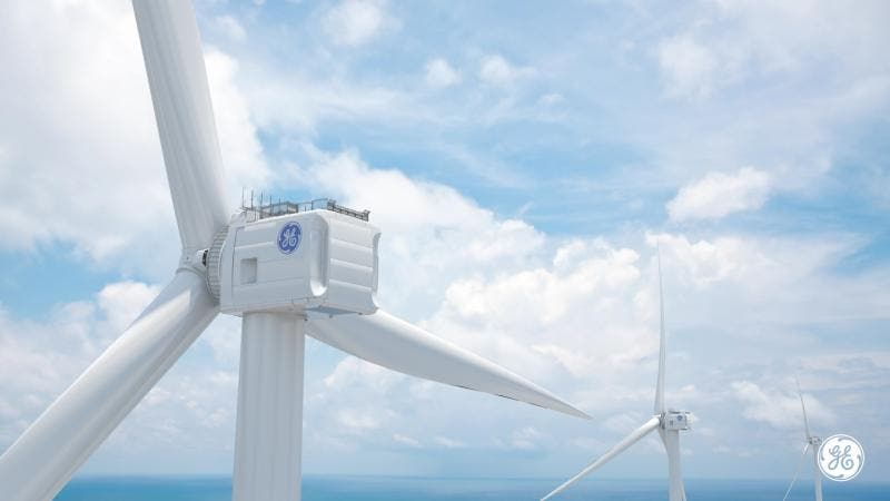 Next-Generation Onshore & Offshore Wind Turbines Being