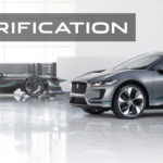 Jaguar Electric i-Pace SUV