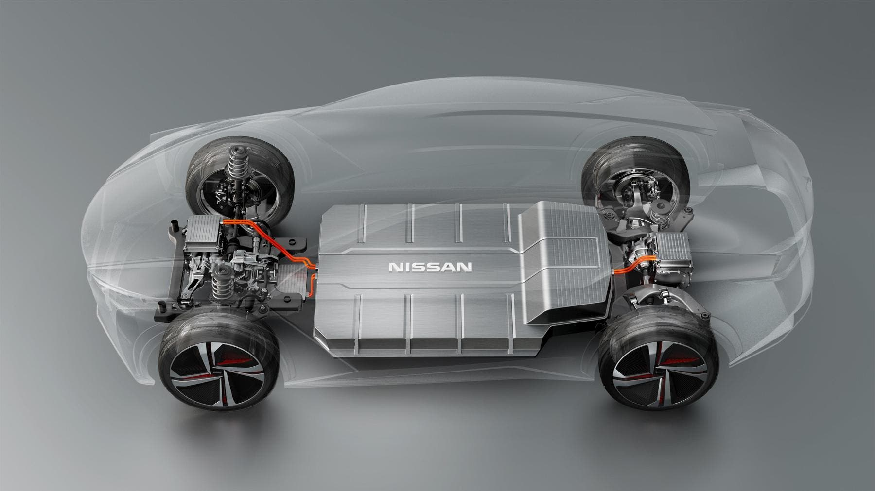 Nissan IMx electric SUV concept