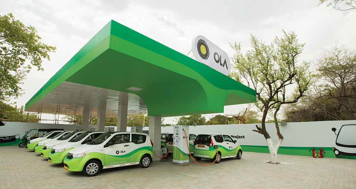 Ola S Ev Taxi Pilot Program In India Reportedly Facing Significant Problems Cleantechnica
