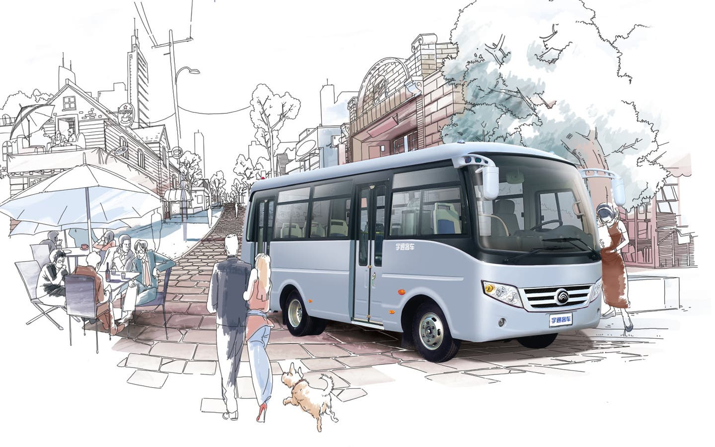 photo image Municipality Of Roskilde Is The First In Denmark To Convert Bus Fleet To Electric