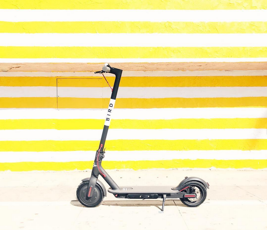 Wanting To Become The Uber Of Electric Scooters Bird Raises 100 Million Cleantechnica
