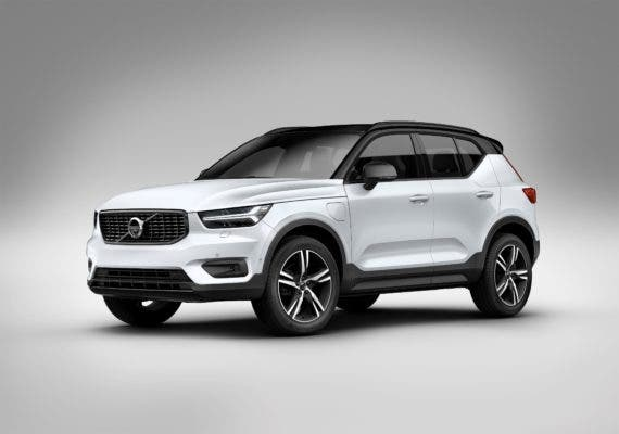 Volvo XC40 electric SUV