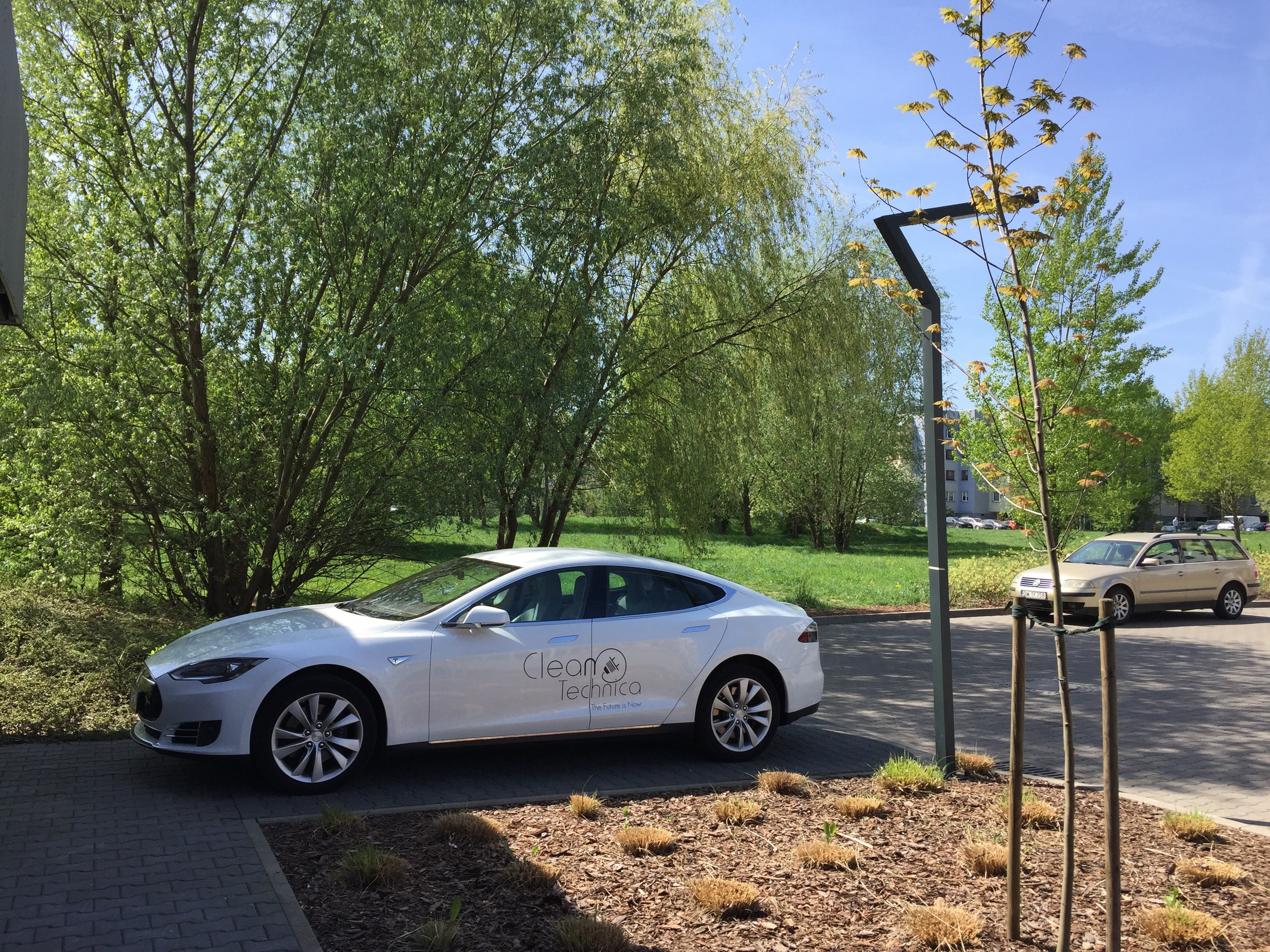 photo of CleanTechnica's Electric Fleet — 15 Electric Vehicles image