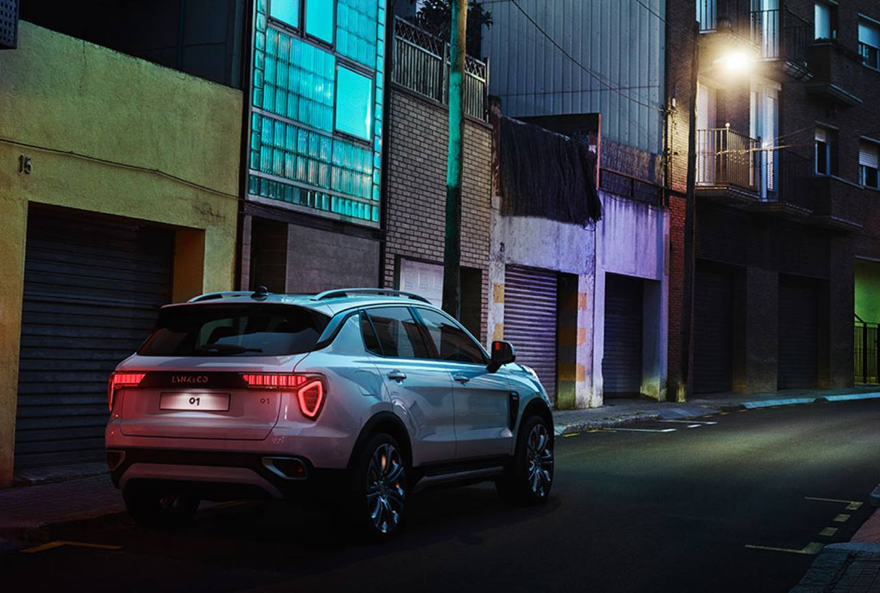 Lynk & Co Reveals Superbly Connected Plug-In SUV (In China