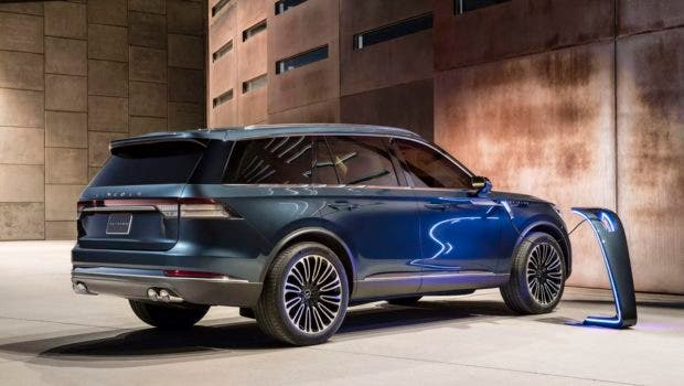 Lincoln Aviator PHEV