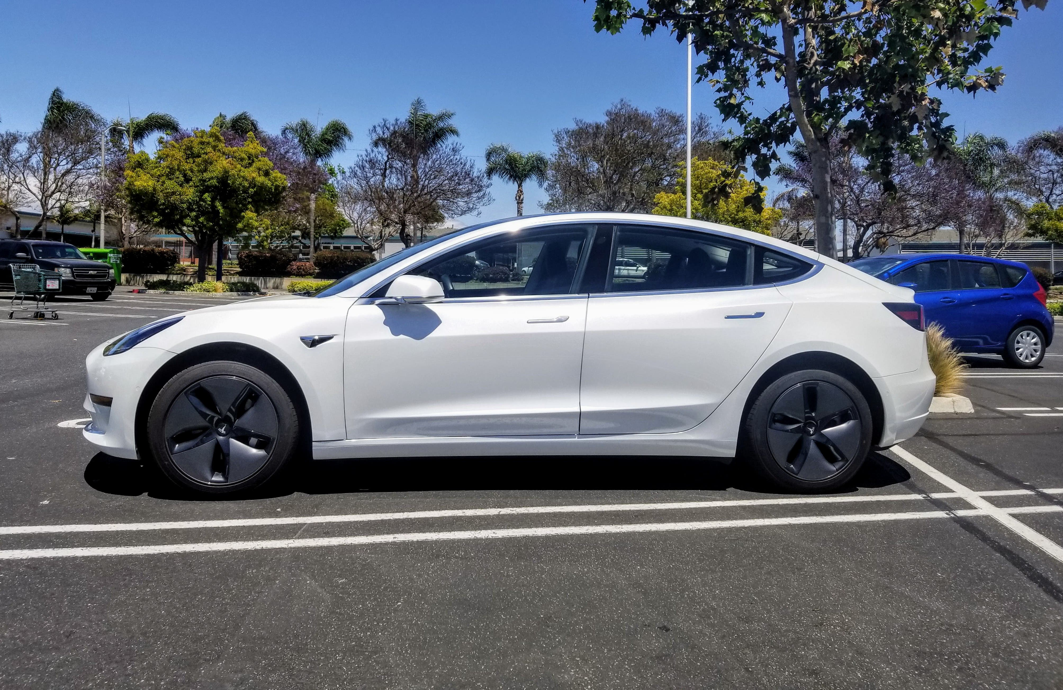 Redditor Machimib Related A Few More Details From The Premium Version Of Article That Shed Light On Specific Improvements In Model 3