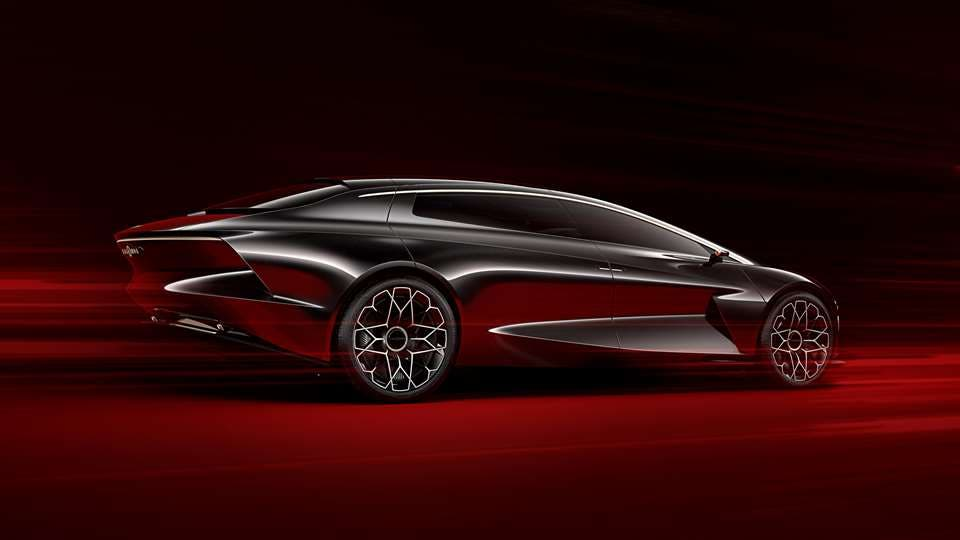 Aston Martin S Lagonda Revival The Exotic High End Electric