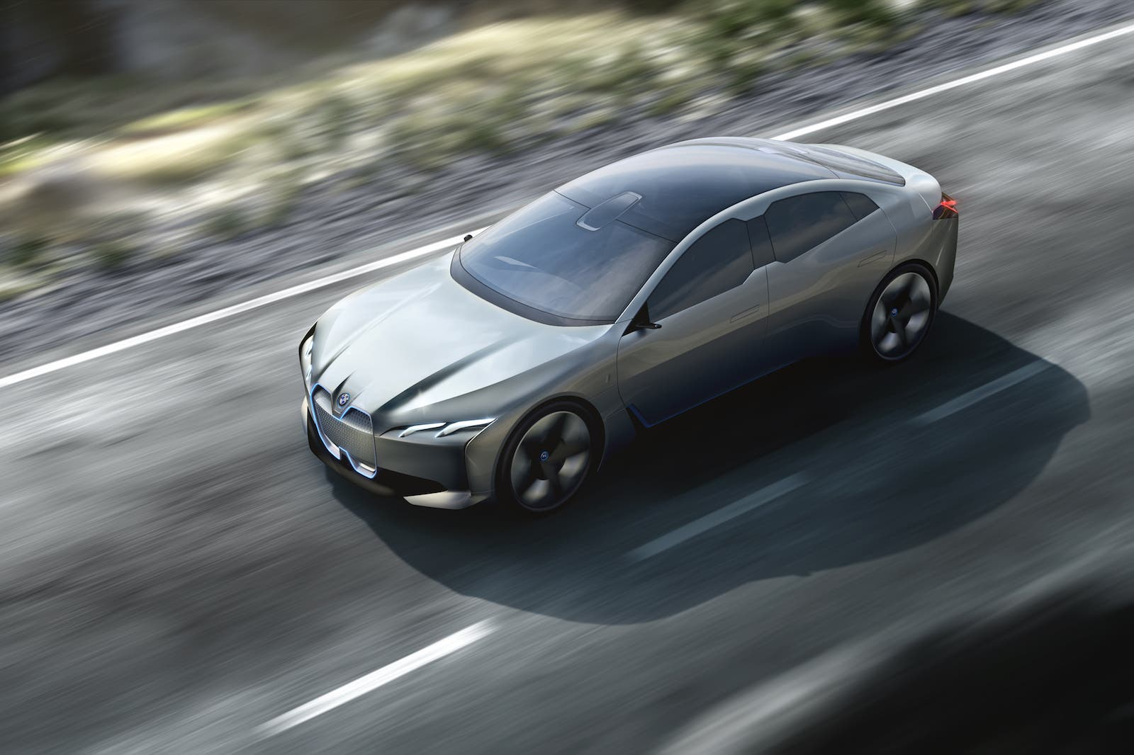 BMW iVision concept