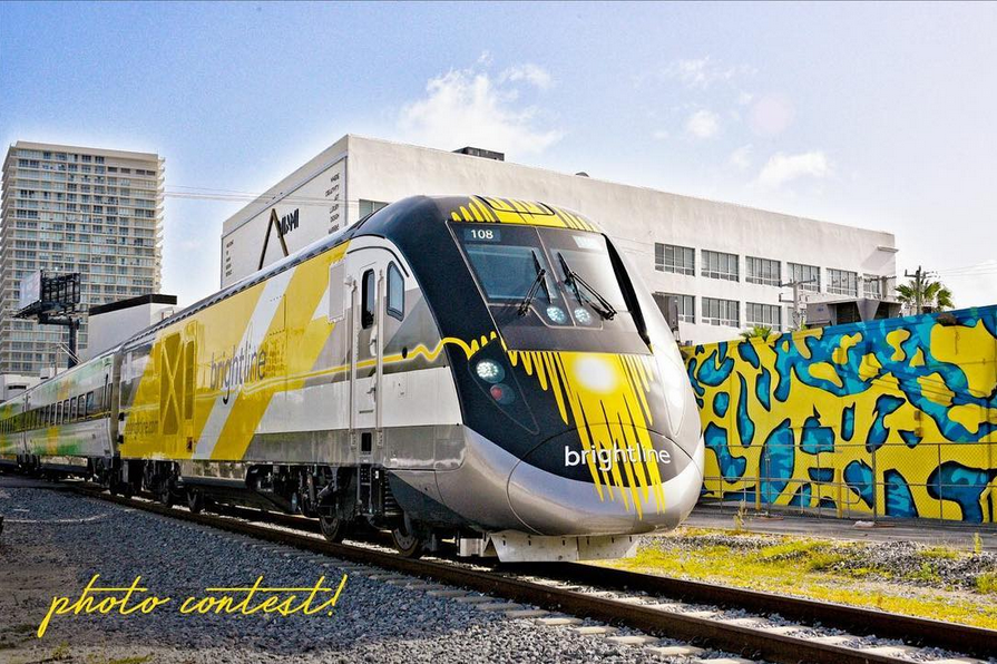 Brightline S Fast Train Service Now Open Between Miami Fort Lauderdale West Palm Beach