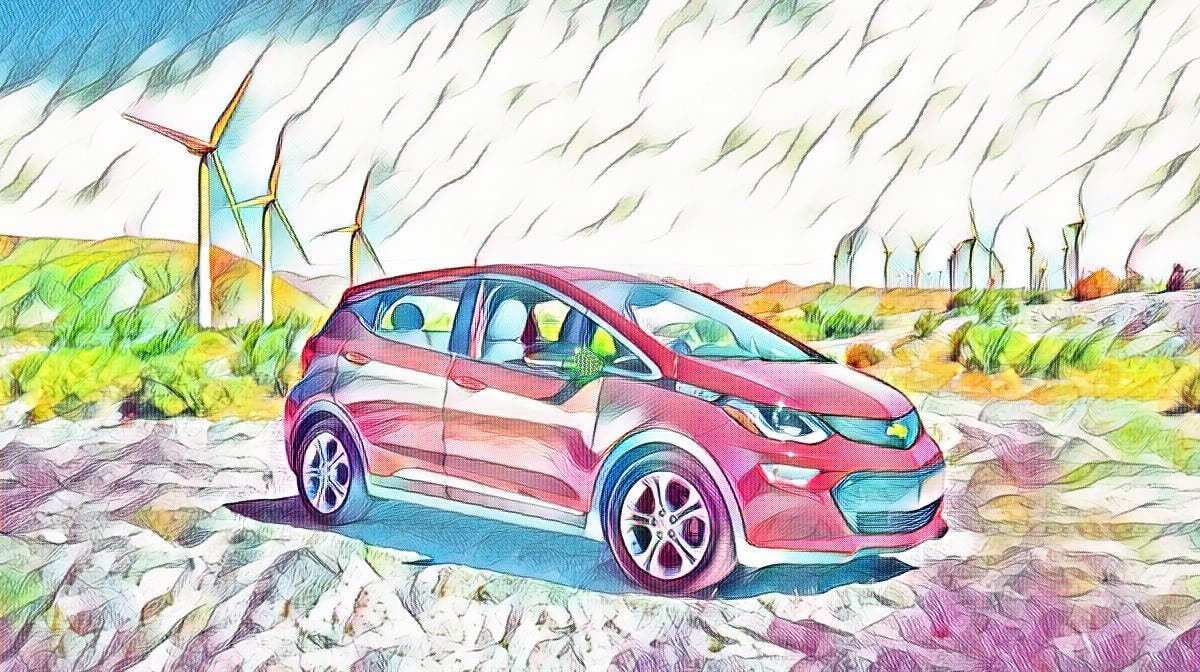 photo of Chevy Bolt Owner's Routine LA–Vegas Trip Entails ~1 Hour Of Round-Trip Charging On The Road image