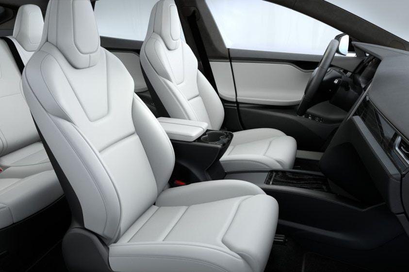Tesla interior options