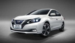 Nissan Sylphy with battery from CATL