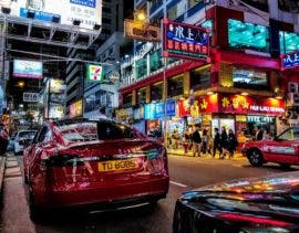 Tesla Model S China Photo Kyle Field CleanTechnica