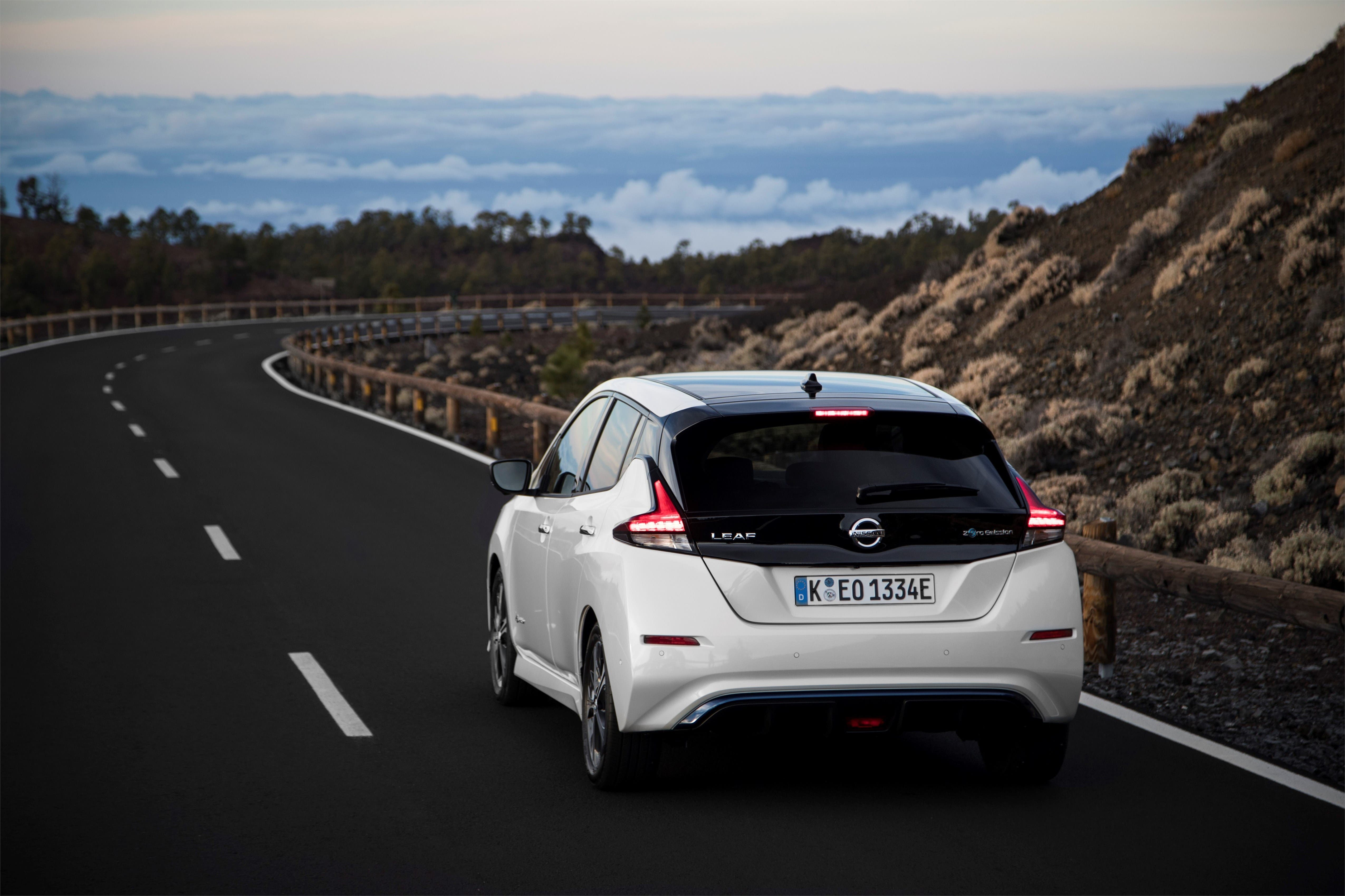 2018 Leaf vs Long Journeys — Can It Take The Heat