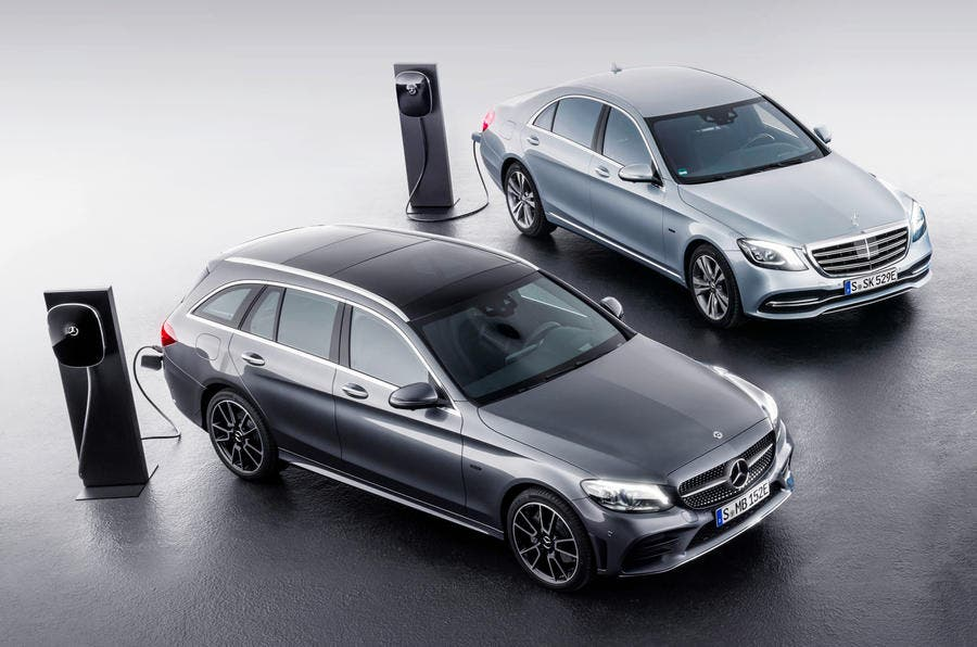 Mercedes Stops Current PHEV Production To Make Way For Third Generation Cars