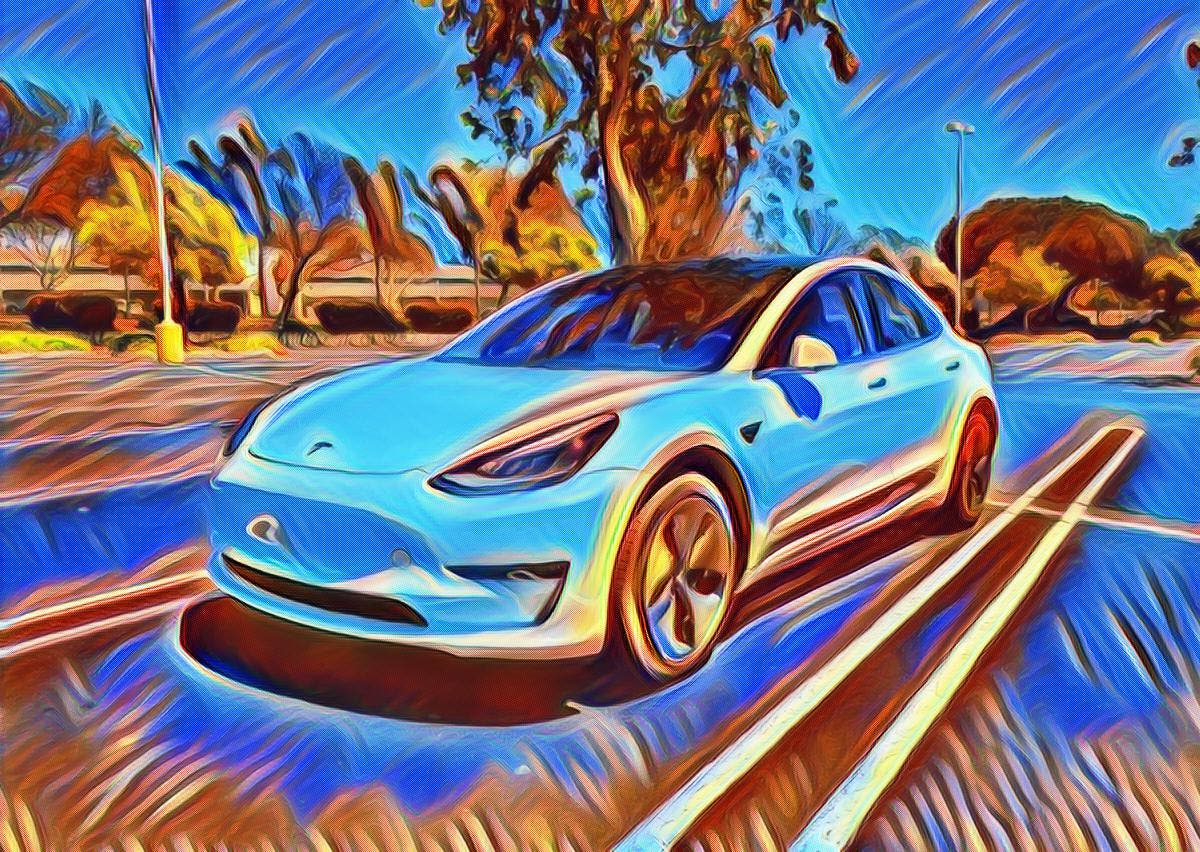 Measure Reported That 23 Of Those Who Had Placed Model 3 Pre Orders In The Us Their 1 000 Deposit Refunded Note Engadget Tesla