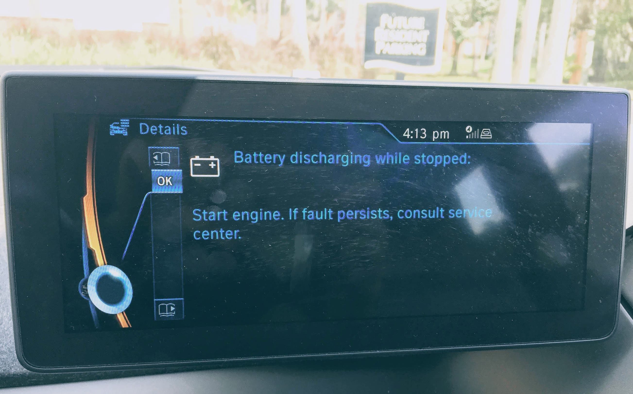 Bmw I3 Battery Upgrade >> Our Bmw I3 S First Trip To The Bmw Service Center