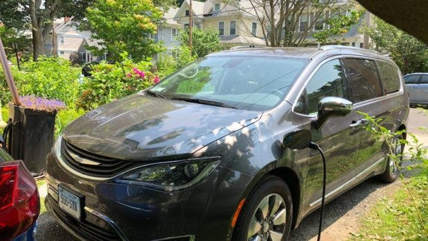 Family Life With A Chrysler Pacifica Hybrid A Little Bit Of Chevy