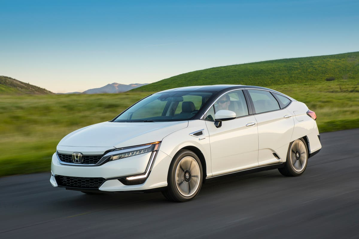 The Honda Clarity Fuel Cell Review Cleantechnica Exclusive