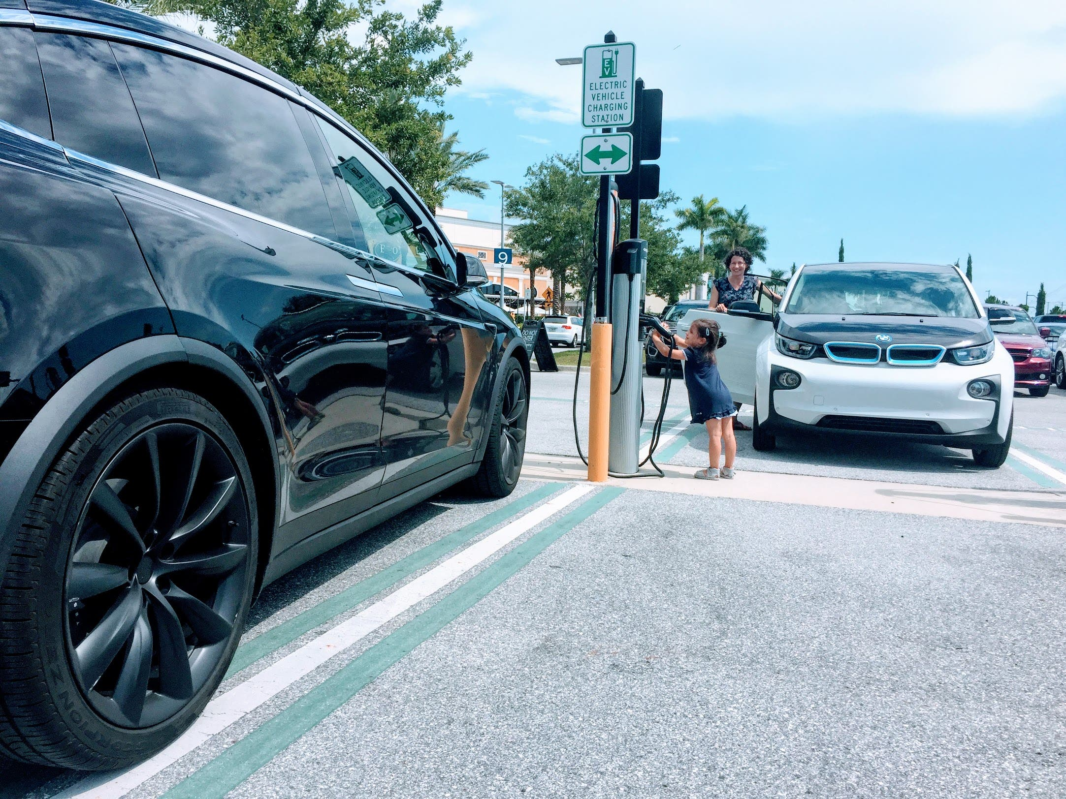 But When It Comes To Daily Ev Life In Sarasota Florida Chargepoint Is King And I M Sure That S The Case A Large Number Of Cities Across Country