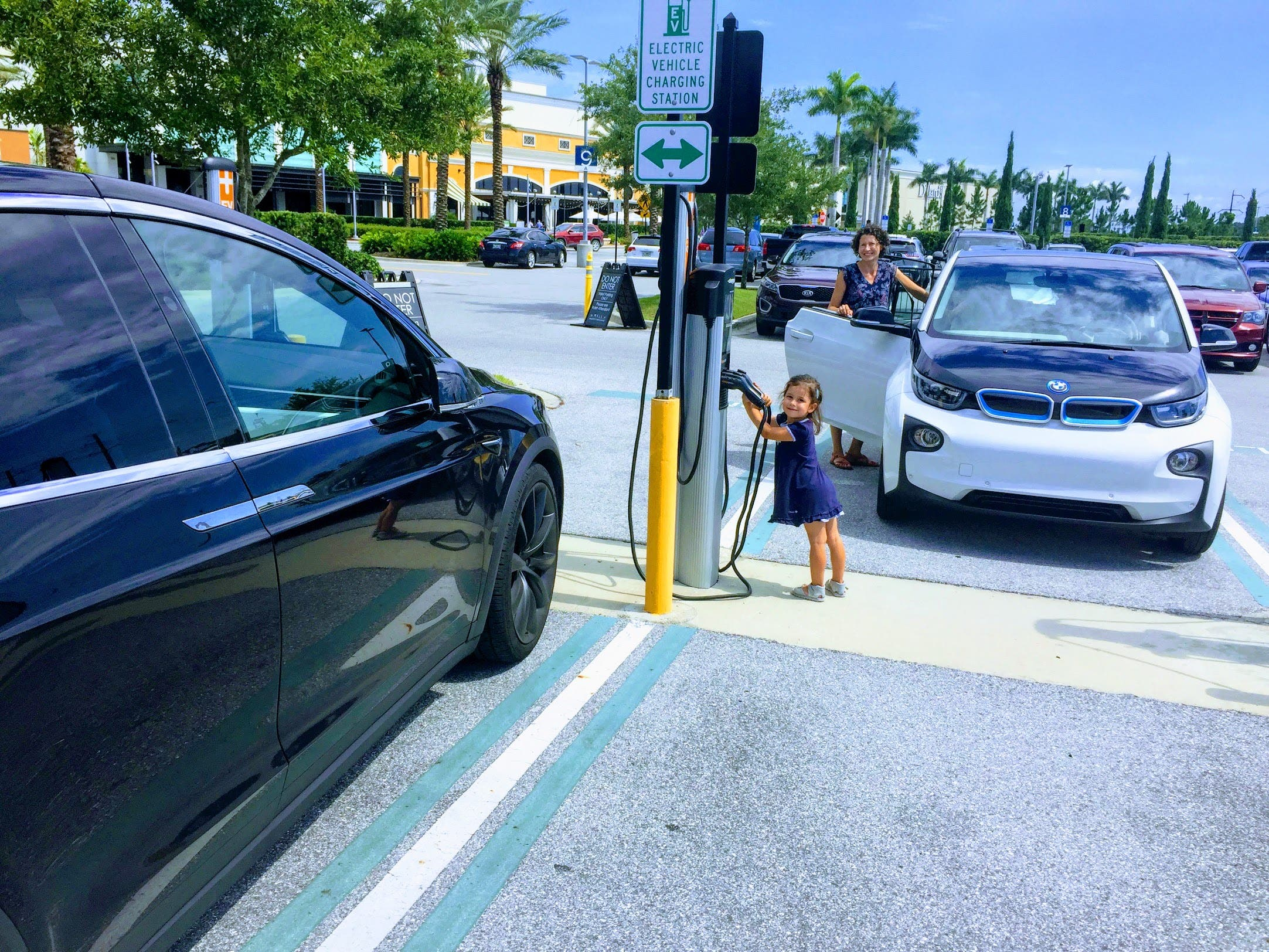 The Fun Of Chargepoint Ev Charging