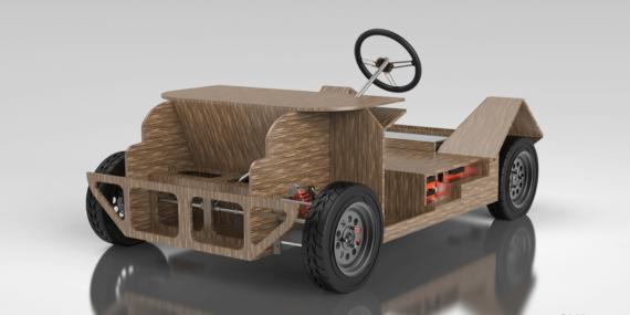 Noah electric car