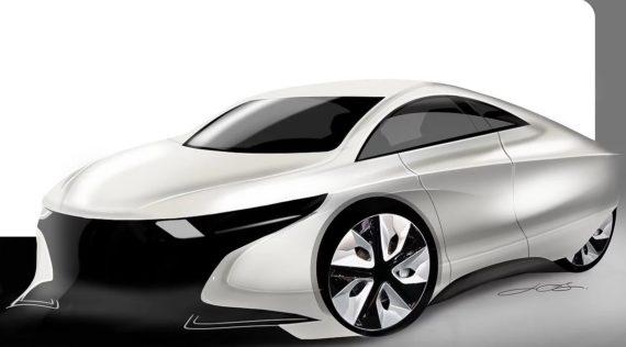 SolarPack solar powered car