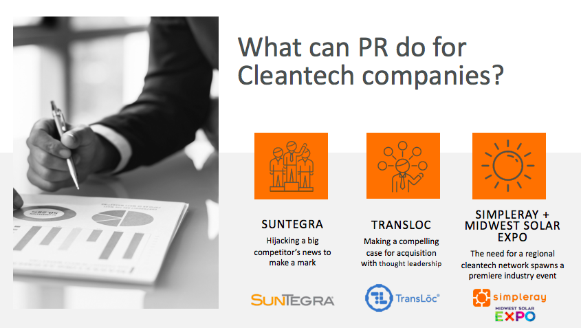 cleantech communications with antenna group
