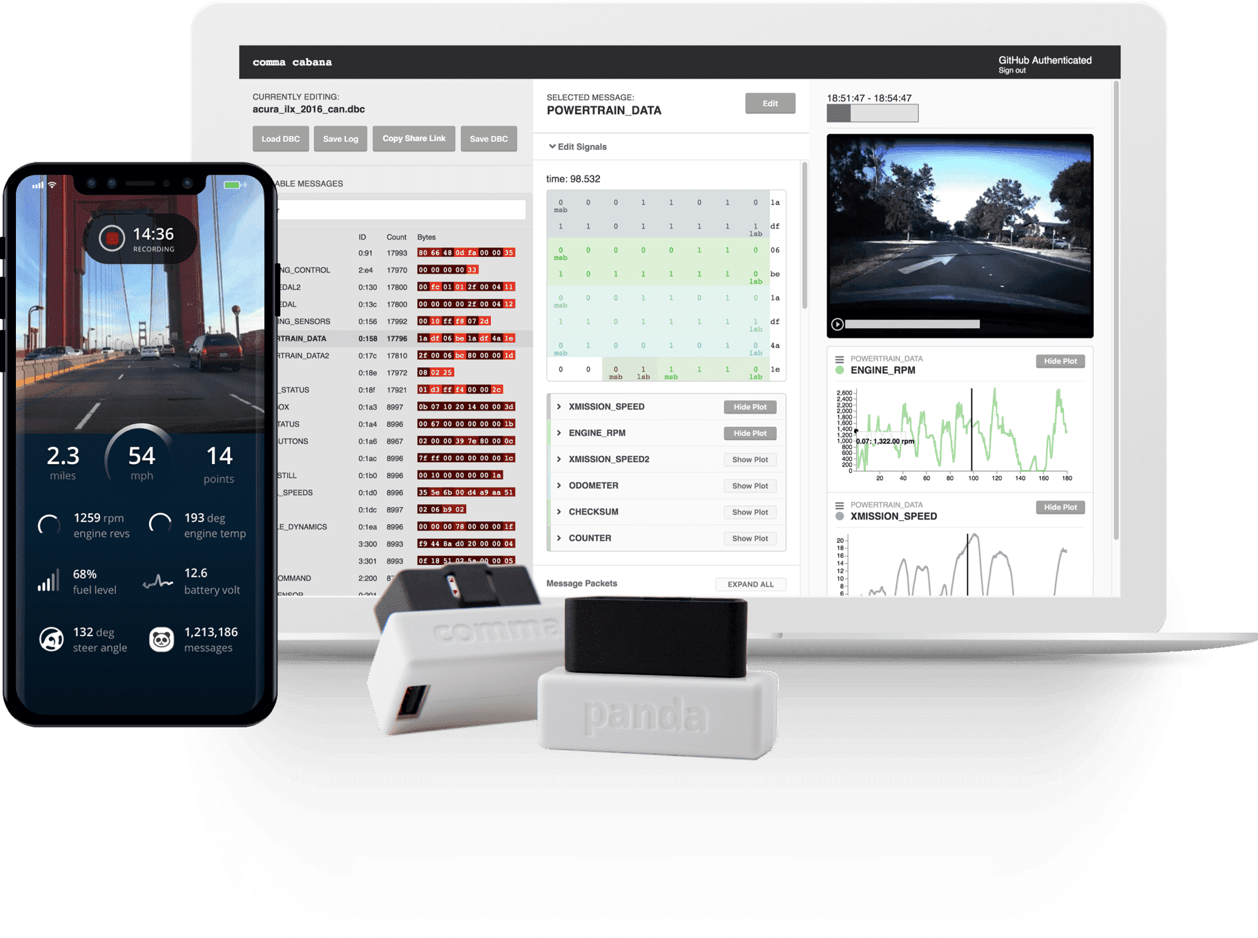 Comma ai Adds Driver Monitoring To Its Self-Driving Software