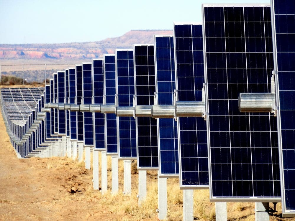 Bifacial Solar Panels Solar Trackers Do They Have A