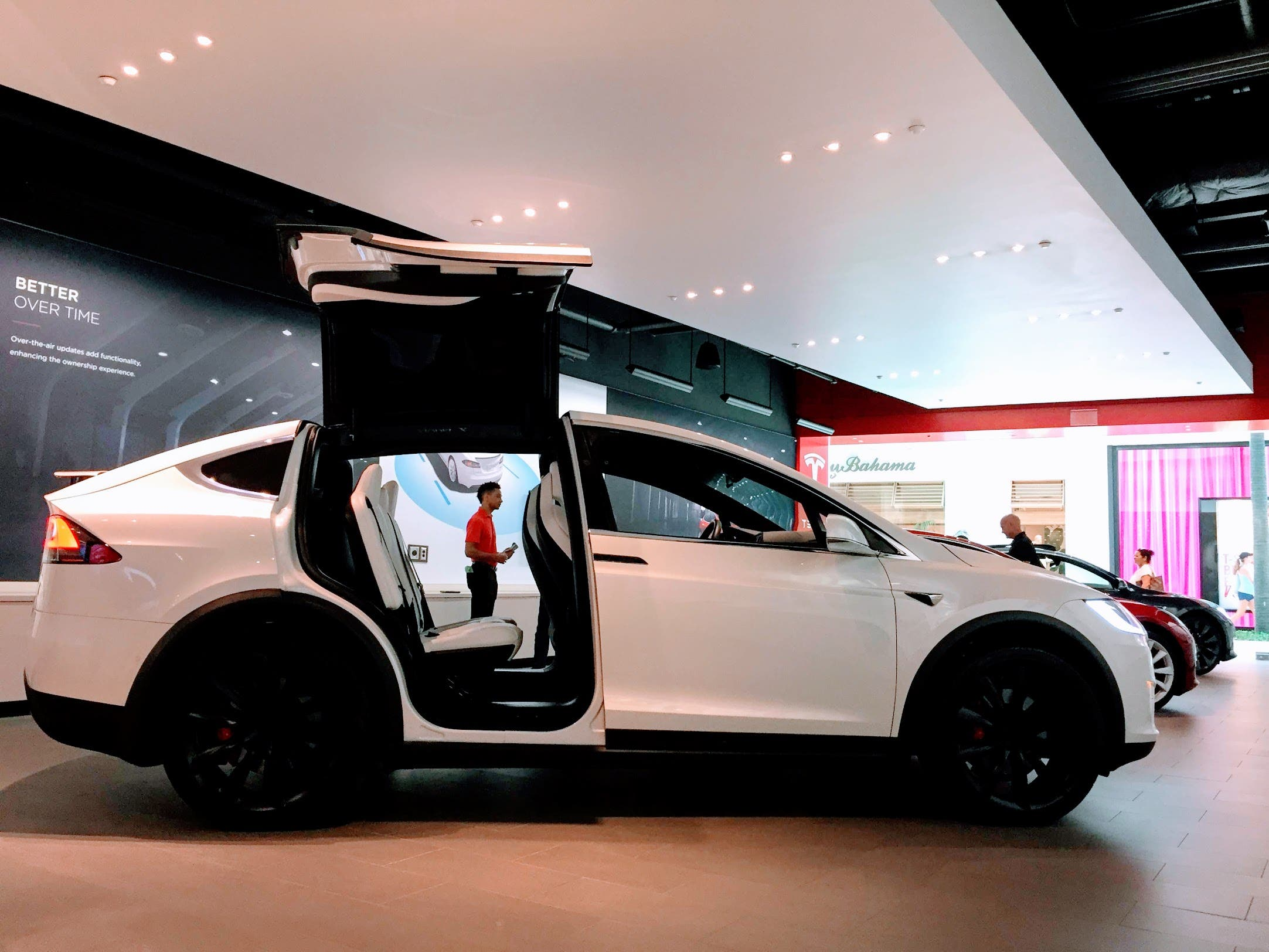 """Making The Decision To Buy A Tesla: """"It Was Very Scary To Me"""""""