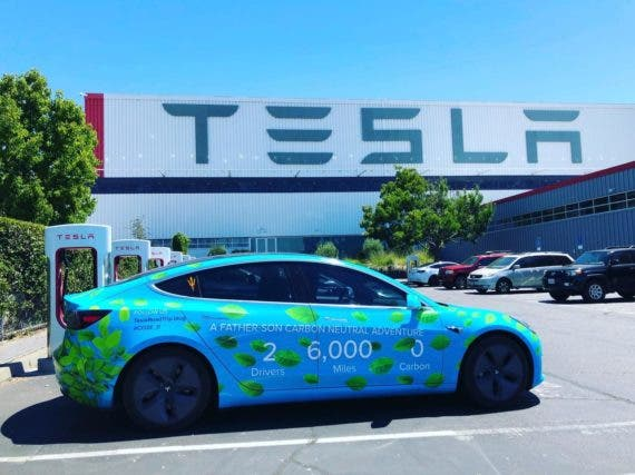 10 Awesome Tesla Model 3 Paint Wrap Jobs Cleantechnica