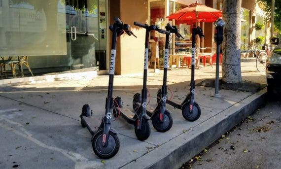 Lyft's first electric scooters arrive in Denver