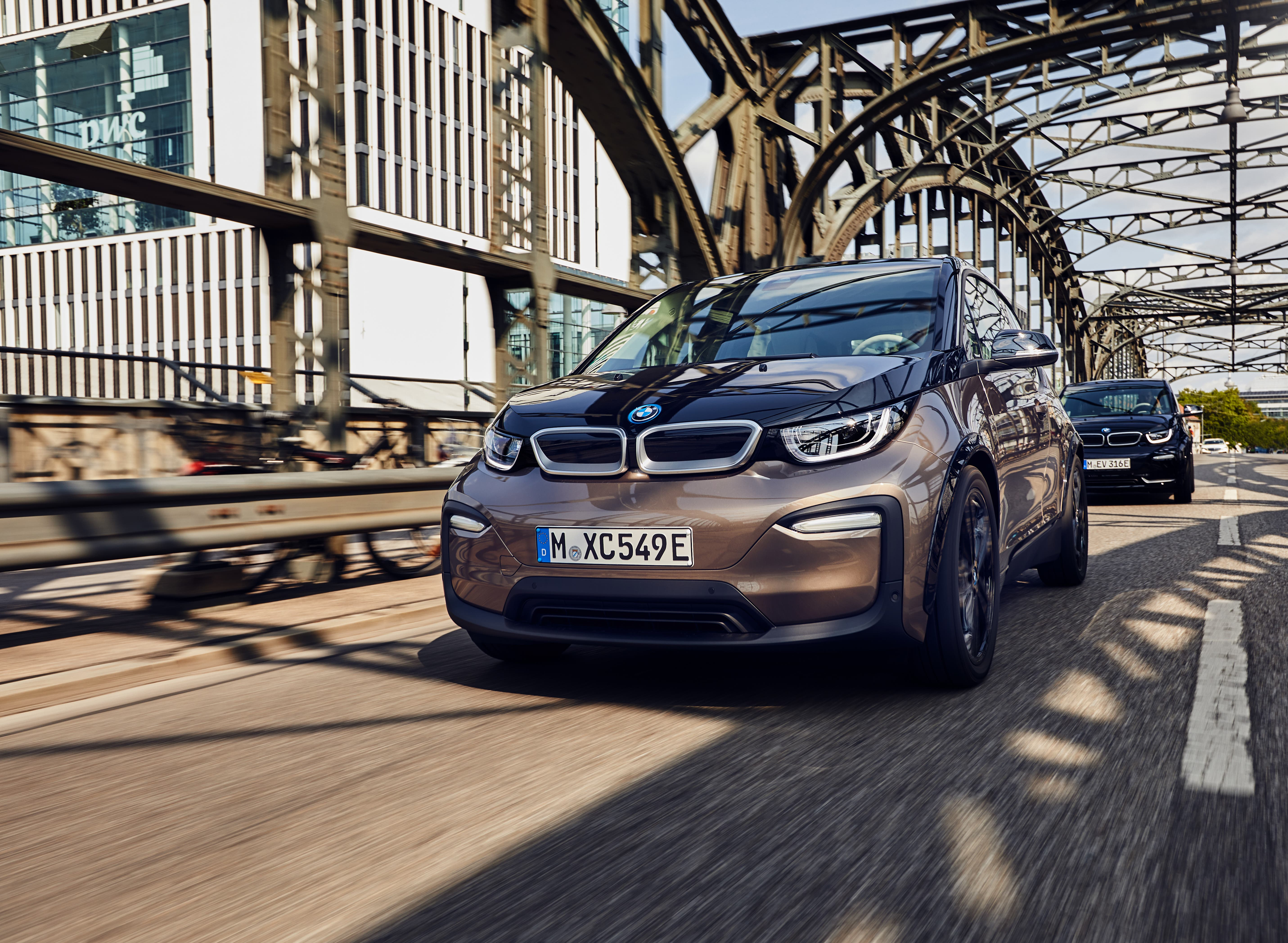 2019 Bmw I3 S 153 Mile Battery Puts I3 In Strong Position For Top 3
