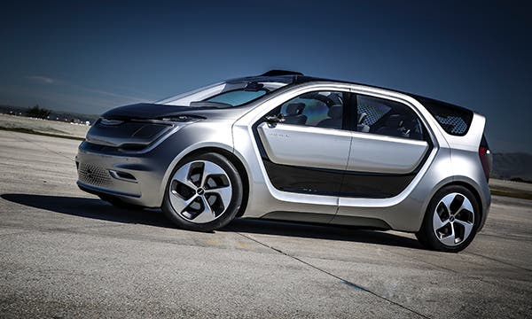 Chrysler Schedules Portal Electric Minivan For 2020 ...
