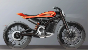Harley Davidson electric motorcycle