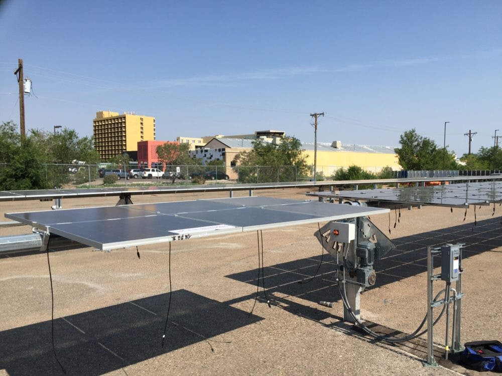 Array Technologies Adds Algorithms For Better Light Capture By Solar Trackers