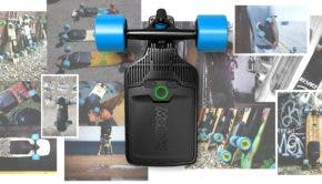 MellowBoards Cruiser Electric Skateboard