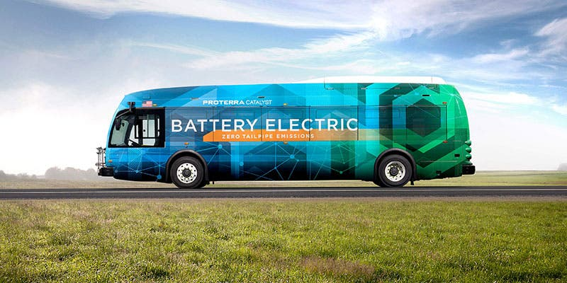 Halifax Aims To Add 210 Electric Buses In Next 8 Years