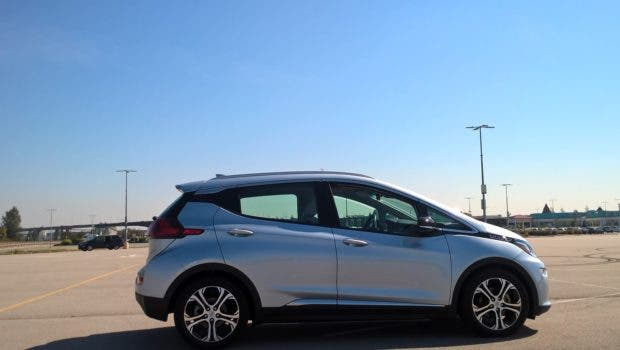 Chevrolet Bolt The Right Electric Car On The Wrong Continent