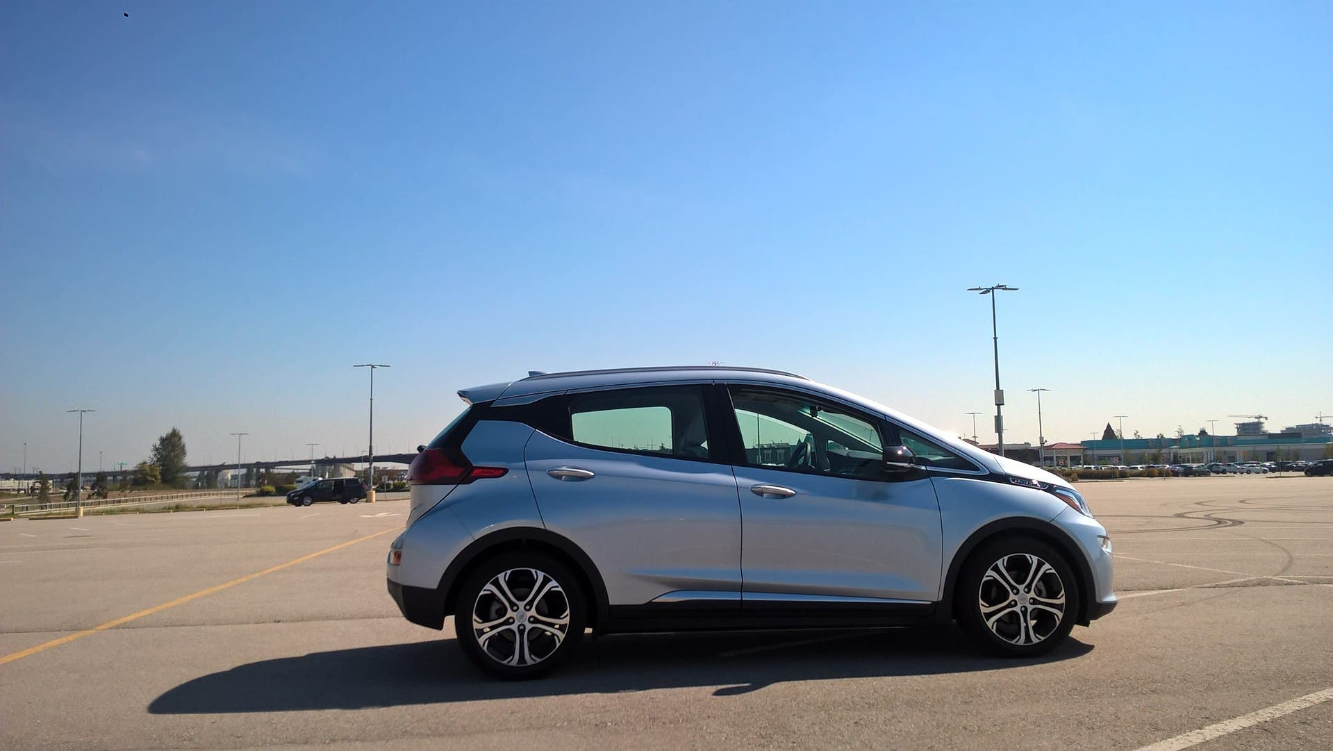 Chevrolet Bolt The Right Electric Car On Wrong Continent